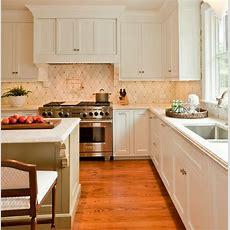 Victorian Summer Cottage  Transitional  Kitchen