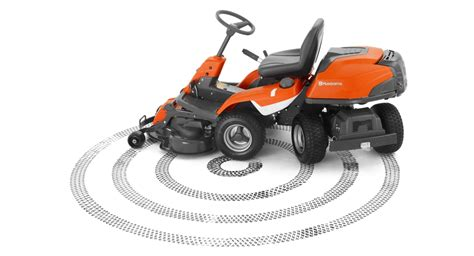 Waterproofing Under A Deck by Husqvarna Articulated Rider Lawn Mowers