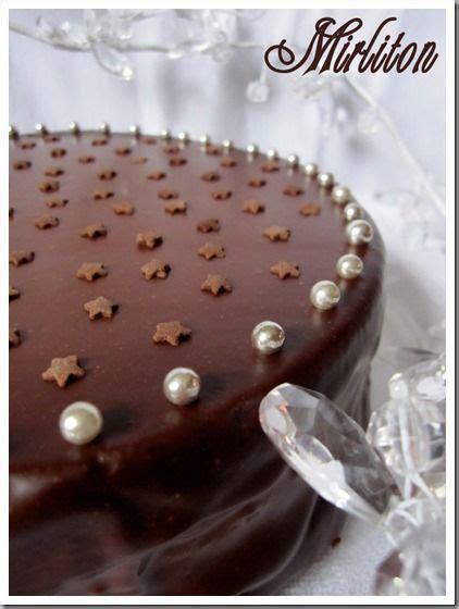 gateau danniversaire au chocolat  framboises recette
