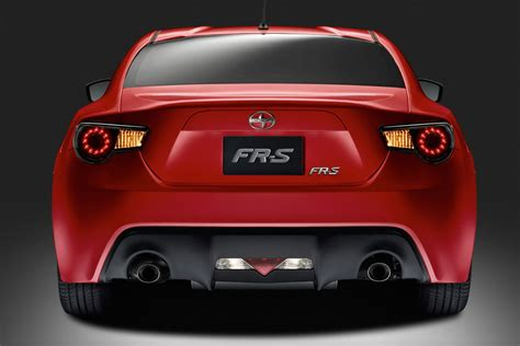 frs toyota 86 toyota 86 vs scion fr s a visual comparison carscoops