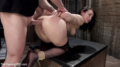 Quot Handling The Anal Slave Day Quot The Training Of O Pics