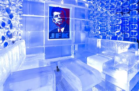Frost Ice Bar Boston - Owl Go There