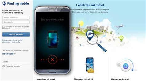 Samsung Dive C 243 Mo Localizar Y Bloquear Tu M 243 Vil Samsung Robado O