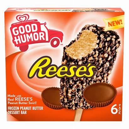 Ice Cream Humor Bar Reese Chocolate Eclair