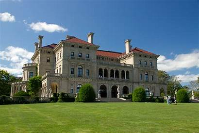 Newport Ri Breakers Mansion England Vanderbilt Islands