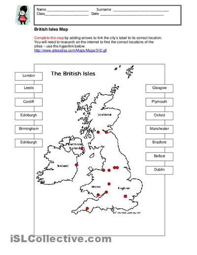 geography worksheets uk get to the geography of the uk locate the
