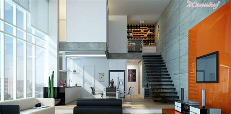 Spacious Modern Living Trends