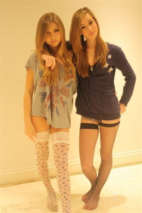 Bonin Blue Girls☀ Pinterest Sexy Stockings And Teen