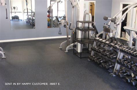 8mm Strong Rubber Tiles   Best Value Gym Floor Tile