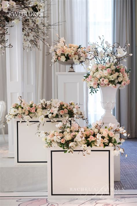 a spring magnolia wedding at the four seasons hotel toronto a clingen wedding event