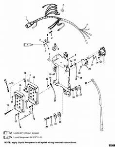 Mercury 150 Xr6 Wiring Diagram