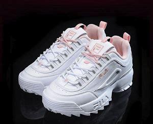 Sepatu Fila Heritage fila disruptor ii 2 pink flamingo shoes authentic us