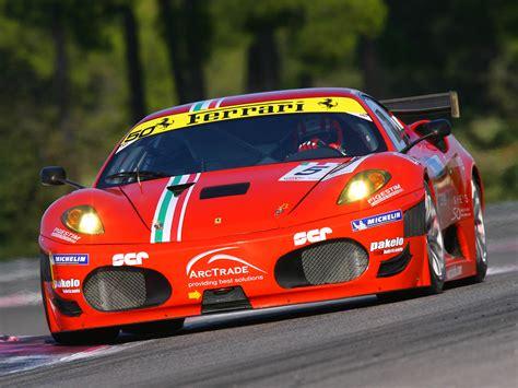 F430gt by 2007 F430 Gt Race Racing Supercar G T B Wallpaper