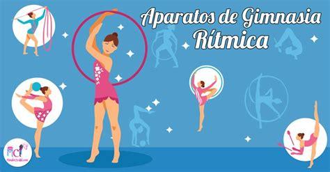 aparatos de gimnasia ritmica los mejores articulos