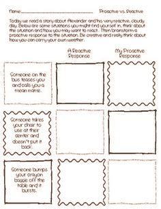 proactive  habits images classroom ideas