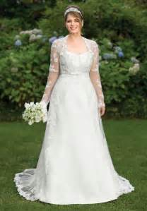 plus size wedding dresses with sleeves or jackets plus size wedding gowns with sleeves mayo style