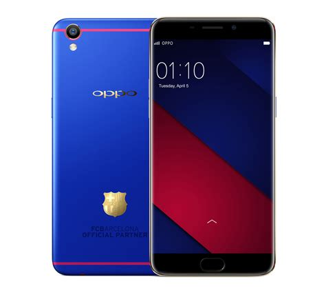 oppo f1 plus go oppo f1 plus fc barcelona edition has been officially