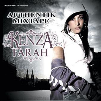 authentik mixtape kenza farah cd album achat prix
