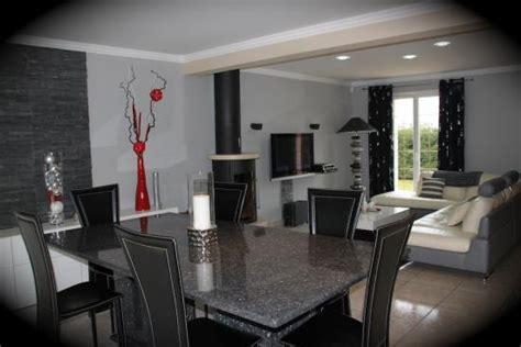 idee deco salon salle a manger cuisine déco salon salle à manger moderne