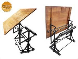 Le De Bureau Architecte Ancienne by Design Industriel Mobilier Industriel Meuble Industriel