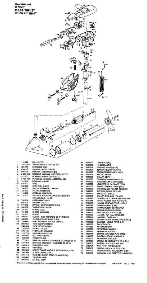 Minn Kota Power Drive Wiring Diagram Webtor