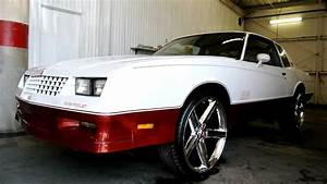 Yung Docc  U0026 39 S 1985 Monte Carlo Ss Super Sport G Body On 24