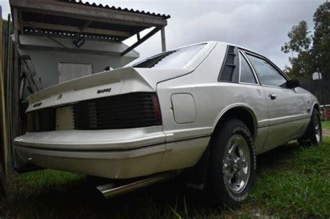 mercury capri widebody mustang clean classic ford