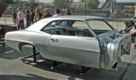 Steel Car by Steel Reproduction Bodies Hotrod Hotline