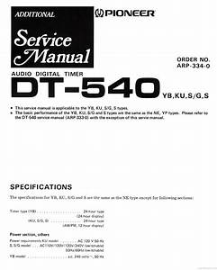Pioneer C21 Service Manual Free Download  Schematics  Eeprom  Repair Info For Electronics