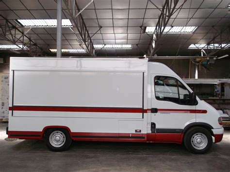 fabricant camion magasin masson polyfroid