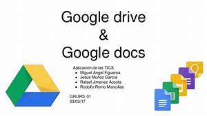 Google drive docs for Google docs my drive