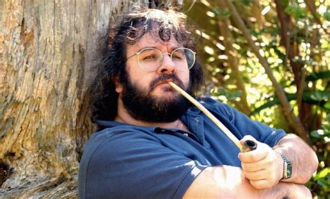 lord   rings peter jackson   hes excited