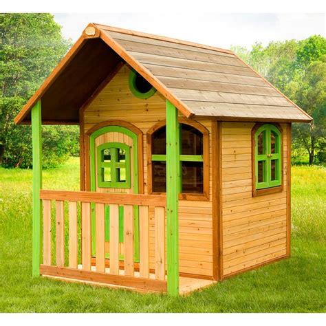 cabane enfant bois cabane enfant en bois alex axi deco