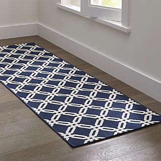 kitchen floor runner rug runners for hallway kitchen outdoor crate and barrel 1670