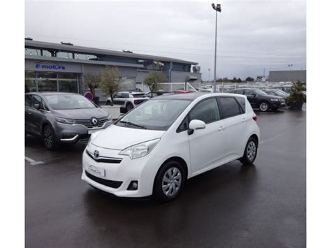 voitures toyota occasion france