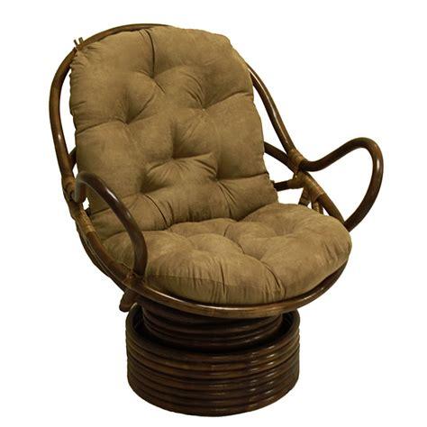 Papasan Swivel Chair Cushion Covers by Papasan Swivel Rocker Chair Home Furniture Design