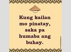 Bugtong of the Day Kung kailan mo pinatay, saka pa humaba