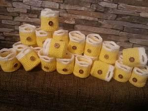 Adventskalender Säckchen Nähen Anleitung : adventskalender gelbe s ckchen wolle geh kelt ~ Lizthompson.info Haus und Dekorationen
