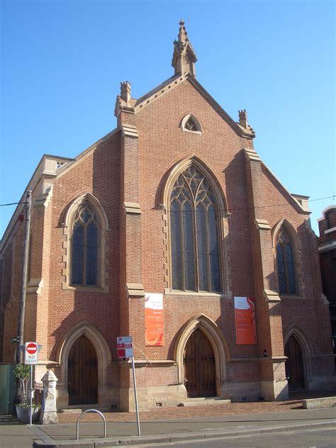 Newtown Mission Uniting Church - Wikipedia