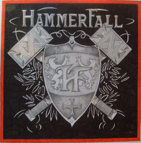 Hammerfall Steel Meets Steel By Rosemaryt On Deviantart