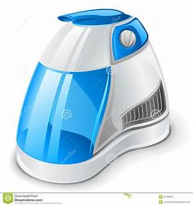 Air Humidifier Royalty Free Stock Images