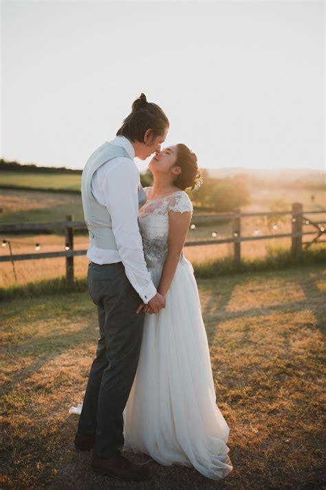 SNEAK PEEK: Outdoor wedding at Axnoller in Dorset Dorset