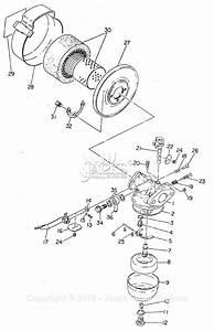 Robin  Subaru Ec08d Yamamoto  Rammer  Parts Diagram For