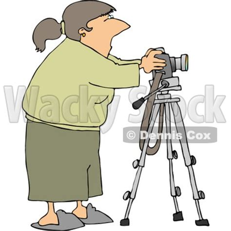 13237 photographer taking a picture clipart freelance photographer taking photographs with digital