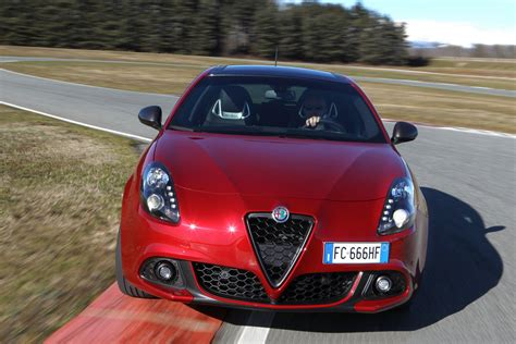 2018 Alfa Romeo Giulietta Picture 667227 Car Review