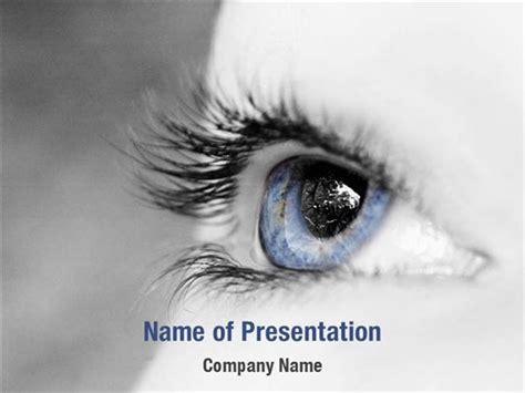 eye powerpoint templates eye powerpoint backgrounds