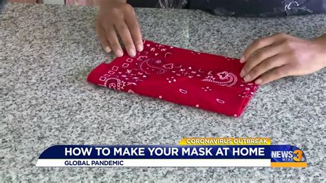 sew face mask  home
