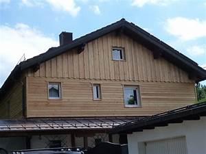 Haus Mit Holzverkleidung : zimmerei marcus dauer fassaden ~ Bigdaddyawards.com Haus und Dekorationen