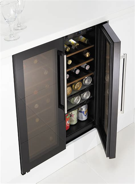 under cabinet wine fridge under counter wine cabinet caple wine cooler