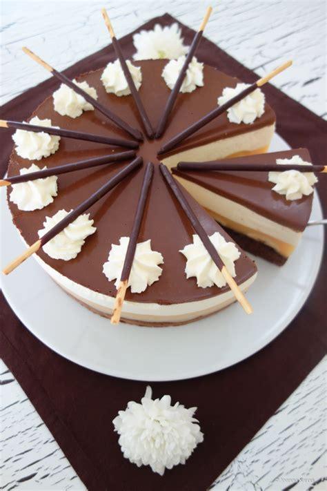 bananen schoko torte besser bekannt als mikado torte